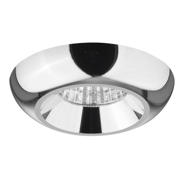 Lightstar 071054 Светильник MONDE LED 5W 400LM 50G ХРОМ 3000K (в комплекте), шт lightstar светильник astra tubo led 1w 90lm хром прозрачный 3000k в комплекте шт
