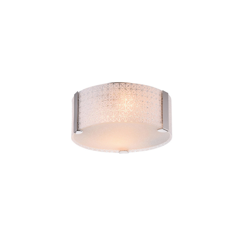 IDLamp 247/30PF-Whitechrome потолочный светильник idlamp clara 247 40pf whitechrome