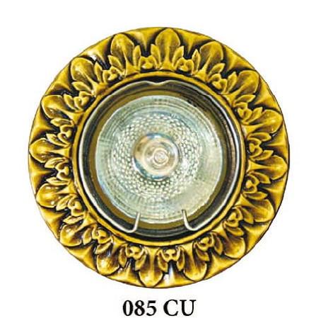 Helios 085 CU встраиваемый светильник 202 cu helios
