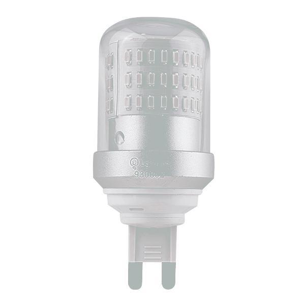 Lightstar 930802 Лампа LED 220V T35 G9 9W=90W 850LM 360G CL 2800K-3000K 20000H, шт лампа lightstar e27 led 12w 220v 2800k dimm 931302