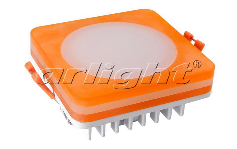 Arlight Светодиодная панель LTD-80x80SOL-R-5W Day White светодиодная лампа arlight 014137