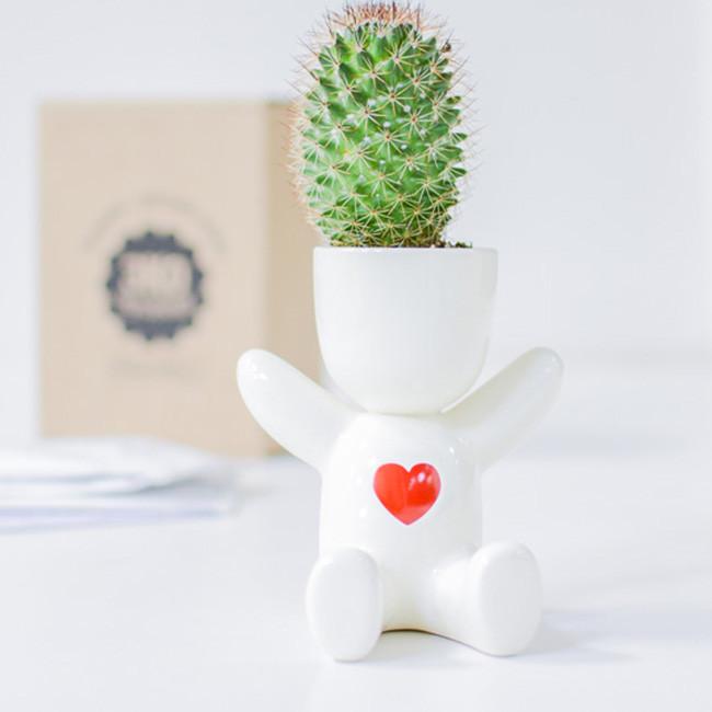 Экочеловеки Набор для выращивания eco малыш с сердечком набор для выращивания eco победитель 1021368