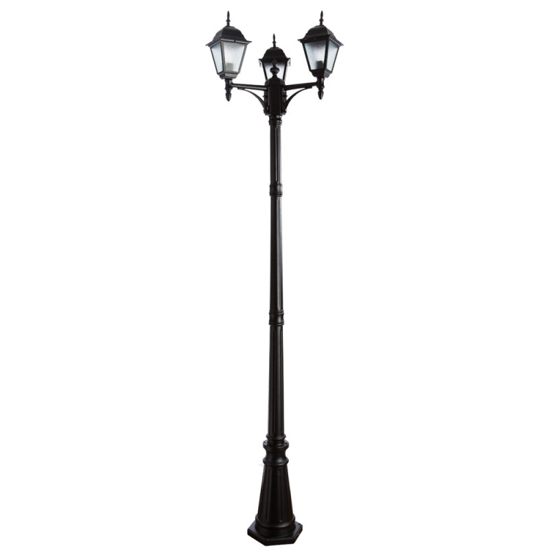ARTE Lamp A1017PA-3BK накладной светильник arte lamp falcon a5633pl 3bk