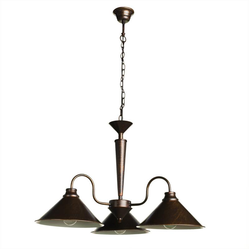 Фото ARTE Lamp A9330LM-3BR. Купить с доставкой