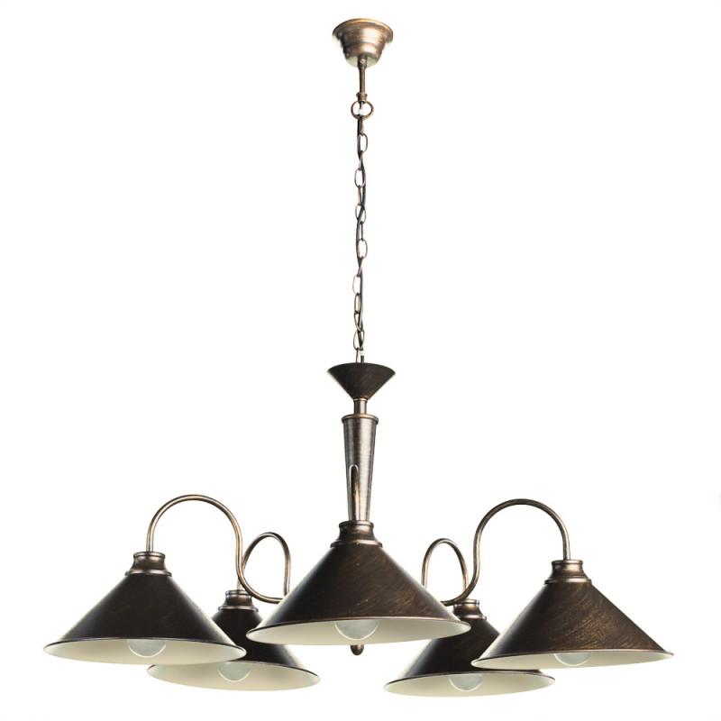 ARTE Lamp A9330LM-5BR arte lamp подвесная люстра arte lamp bellator a8959sp 5br