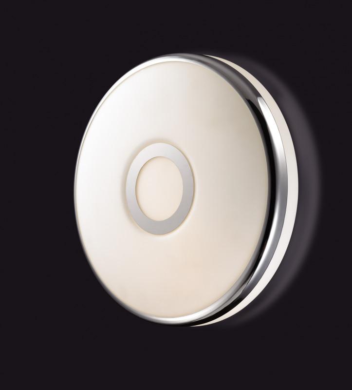 все цены на Odeon Light 2401/2C ODL13 875 хром Н/п светильник IP44 E27 2*40W 220V IBRA