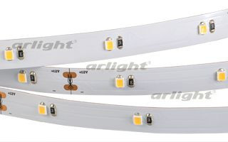 Arlight Лента 5 метров RT 6-5000 12V Warm 2700K (2835, 150 LED, PRO) 3 6 5000 carretel arremesso