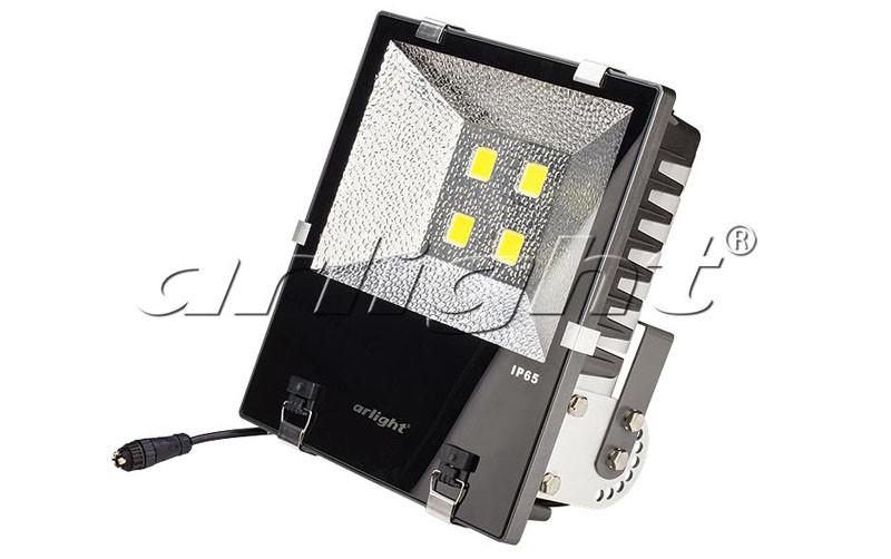 Arlight Светодиодный прожектор BR-FL03B-Slim-200W White прожектор 020596 arlight уличные прожектора