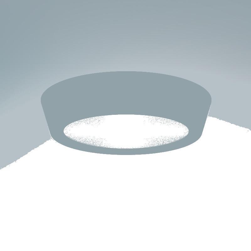 Lightstar 214772 Светильник URBANO MINI LED 8W 640LM ЧЕРНЫЙ 3000K IP65, шт накладной светильник lightstar urbano mini white 3000k 214702
