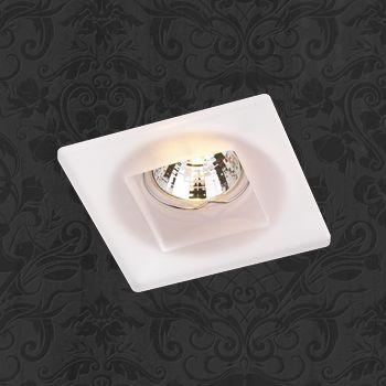 Novotech 369212 NT09 231 белый свет Встраиваемый НП светильник GU5.3 50W 12V GLASS точечный светильник novotech 369212