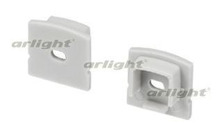 Arlight Заглушка ARH-LINE-1716 с отверстием заглушка желоба grand line универсальная коричневая металлическая