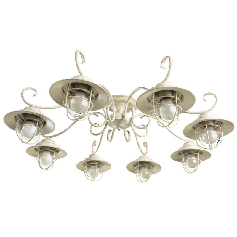 ARTE Lamp A4579PL-8WG люстра arte lamp a4579pl 8wg