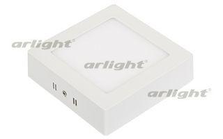 Arlight Светильник SP-S145x145-9W Warm White arlight светильник sp cubus s100x100wh 11w warm white 40deg