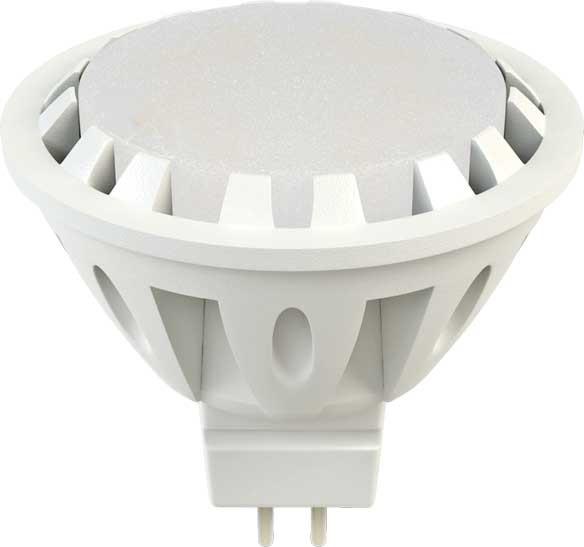 X-Flash Светодиодная лампа XF-SPL-GU5.3-6W-3000K-12V X-flash лампочка x flash spotlight mr16 xf spl l gu5 3 6w 3000k 12v желтый свет линза 43507
