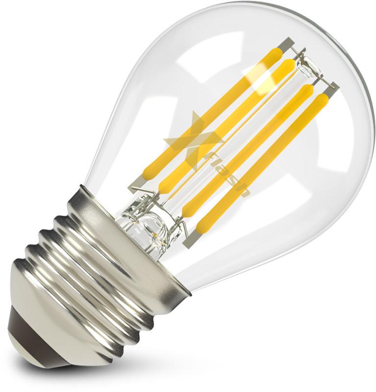 X-Flash Светодиодная лампа X-flash XF-E27-FL-G45-4W-2700K-230V (арт.47642) x flash лампа led x flash xf e27 fl с35 4w 2700k 230v арт 48861