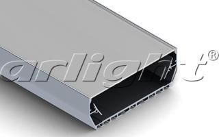 Arlight Профиль с экраном ALU-POWER-116-2000 ANOD+FROST