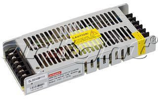 Arlight Блок питания HTS-200-24-Slim (24V, 8.3A, 200W) arlight блок питания hts 200 12 12v 16 5a 200w