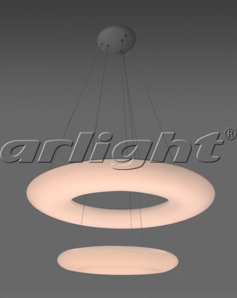 Фото Arlight Светильник ALT-TOR-BB750PW-104W Warm White (set 2). Купить с доставкой