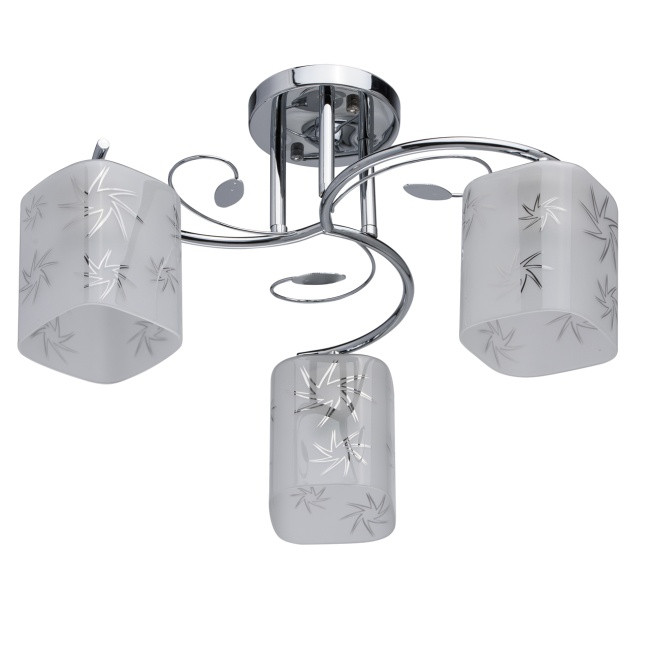 DeMarkt 673012603 Тетро потолочный светильник demarkt тетро 673010204