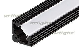 все цены на Arlight Алюминиевый Профиль PDS45-T-2000 ANOD Black онлайн