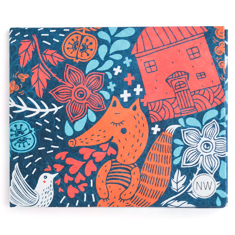 New wallet Бумажник foxes new wallet кошелек new foxes nw 036