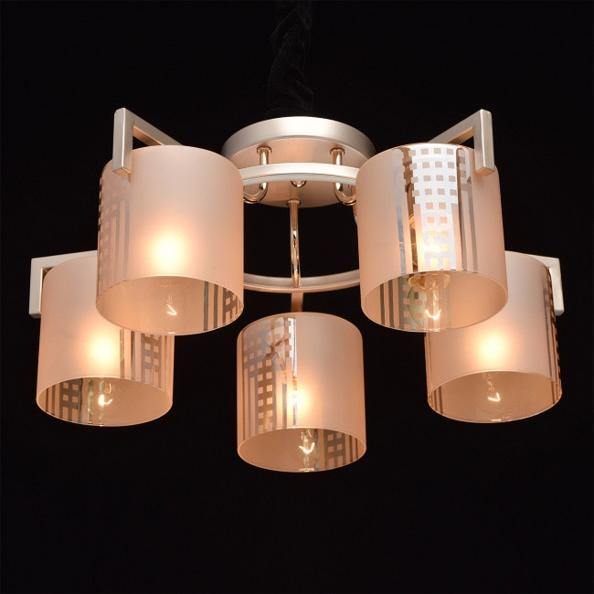 DeMarkt 673011805 Тетро потолочный светильник demarkt тетро 673010204