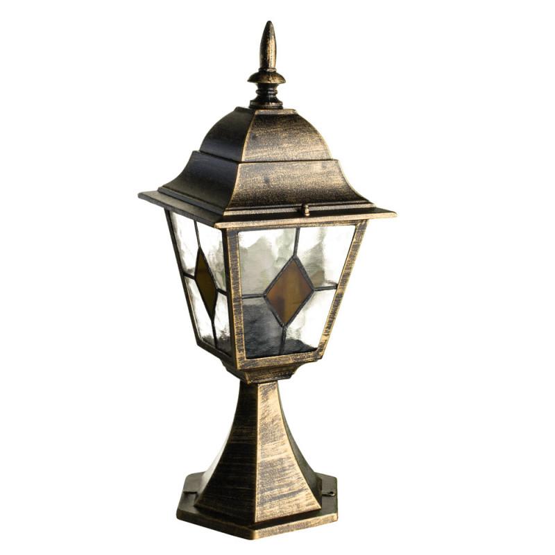 ARTE Lamp A1014FN-1BN наземный низкий светильник arte lamp berlin a1014fn 1bn