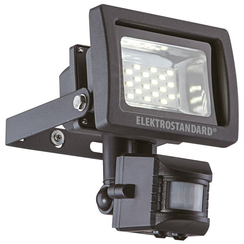 Elektrostandard Прожектор светодиодный 003 FL LED 10W пульт ду flama fl wmc30