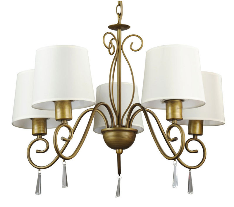 ARTE Lamp A9239LM-5BR подвесная люстра arte lamp carolina a9239lm 5br