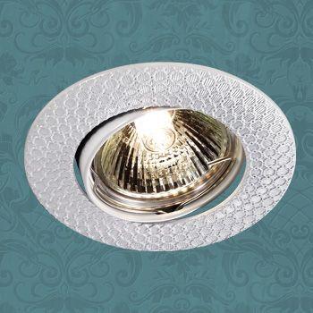 Novotech 369628 NT12 280 белый Встраиваемый ПВ светильник IP20 GU5.3 50W 12V DINO