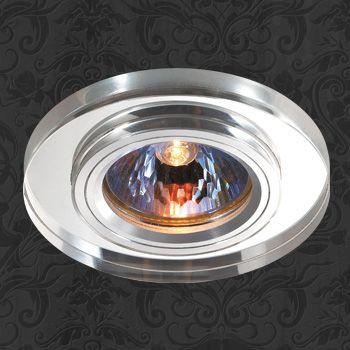 Фото Novotech 369756 NT12 237 алюминий/зеркальный Встраиваемый светильник IP20 GU5.3 50W 12V MIRROR. Купить с доставкой