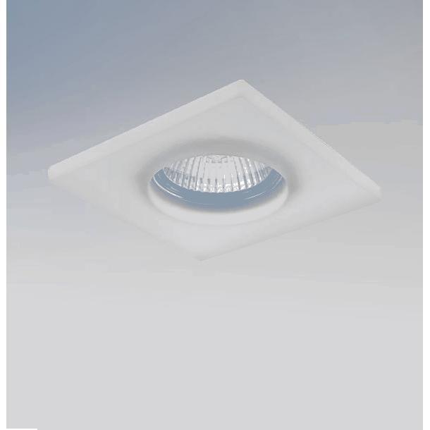 Lightstar 002250 (GM1290)  Светильник ANELLO QUAD OP MR16 ХРОМ/МАТОВЫЙ, шт