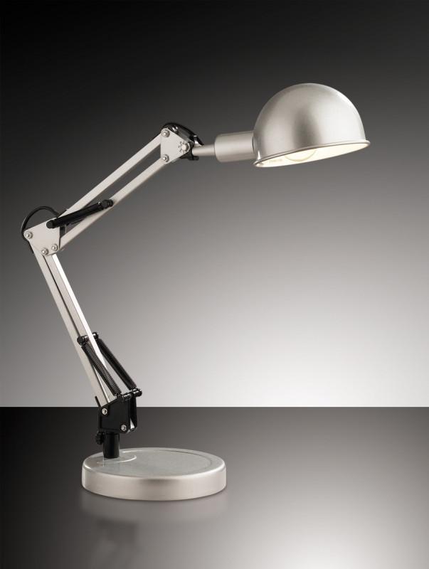 Odeon Light 2324/1T ODL12 914 серебристый Н/лампа  E14 40W 220V IKO