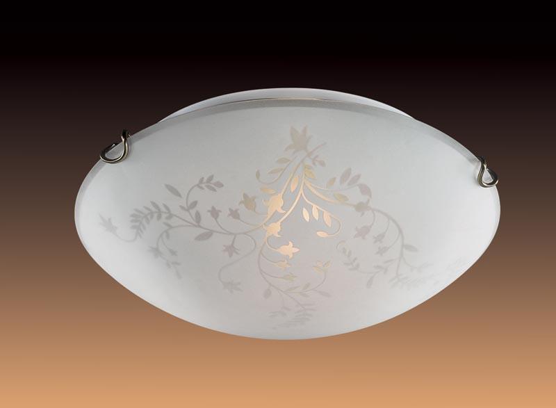 Sonex 218 FBR12 050 белый/бронзовый Н/п светильник E27 2*100W 220V KUSTA ruru15070 to 218