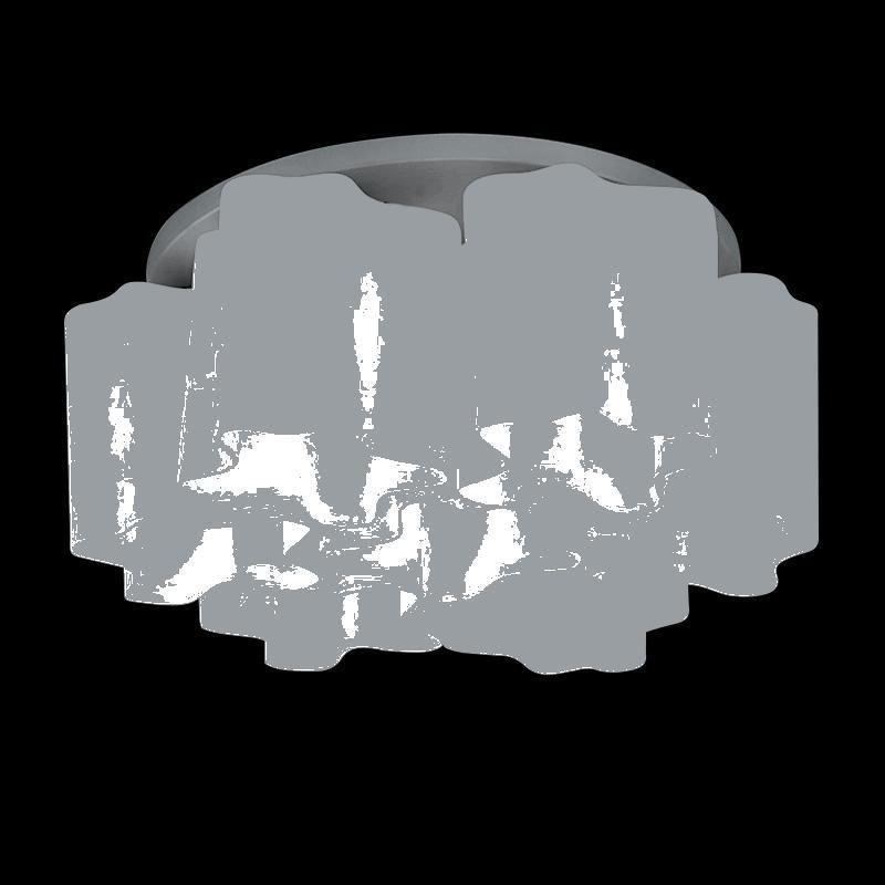 Lightstar 802070 (MC998-7А) Люстра NUBI 7х40W E27 ХРОМ/БЕЛЫЙ, шт 4pcs wbt 0152ag 99 998