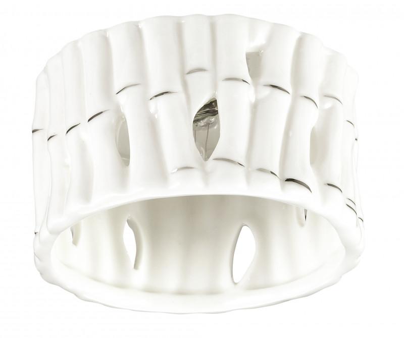 Фото Novotech 370210 NT16 158 белый/золото Встраиваемый декоративный светильник IP20 G9 40W 220V FARFOR. Купить с доставкой