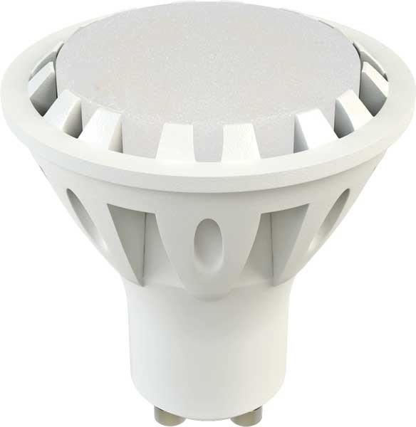 X-Flash Светодиодная лампа XF-SPL-GU10-6W-3000K-220V X-flash лампочка x flash spotlight mr16 xf spl l gu5 3 6w 3000k 12v желтый свет линза 43507