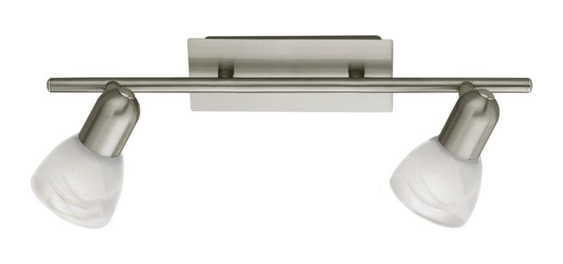 EGLO 86214 спот brooklyn 1x60вт e14 стекло металл