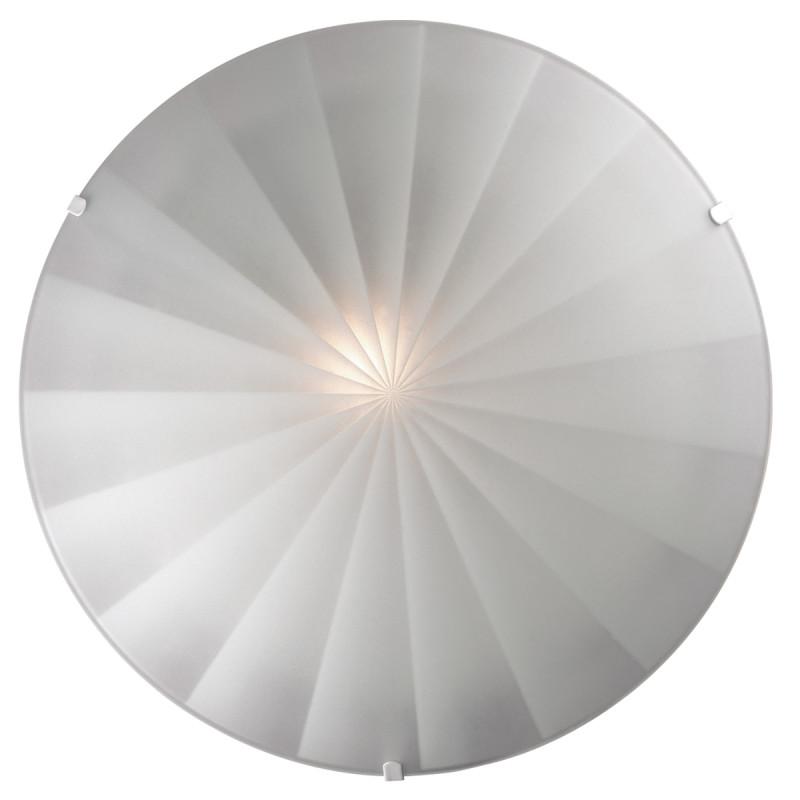 Sonex 1204/M SN14 123 белый Н/п светильник E27 60W 220V FOSSA