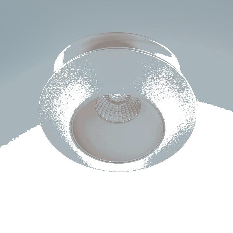 Lightstar 051206 Светильник ORBE LED15W БЕЛЫЙ 4000К, шт