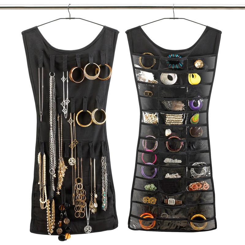 Umbra Органайзер для украшений little dress черный органайзер для украшений umbra trigem