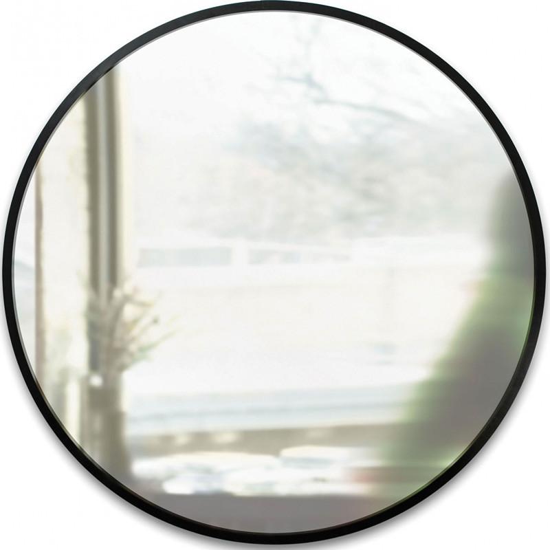 Umbra Настенное зеркало hub d91 320300 045 umbra