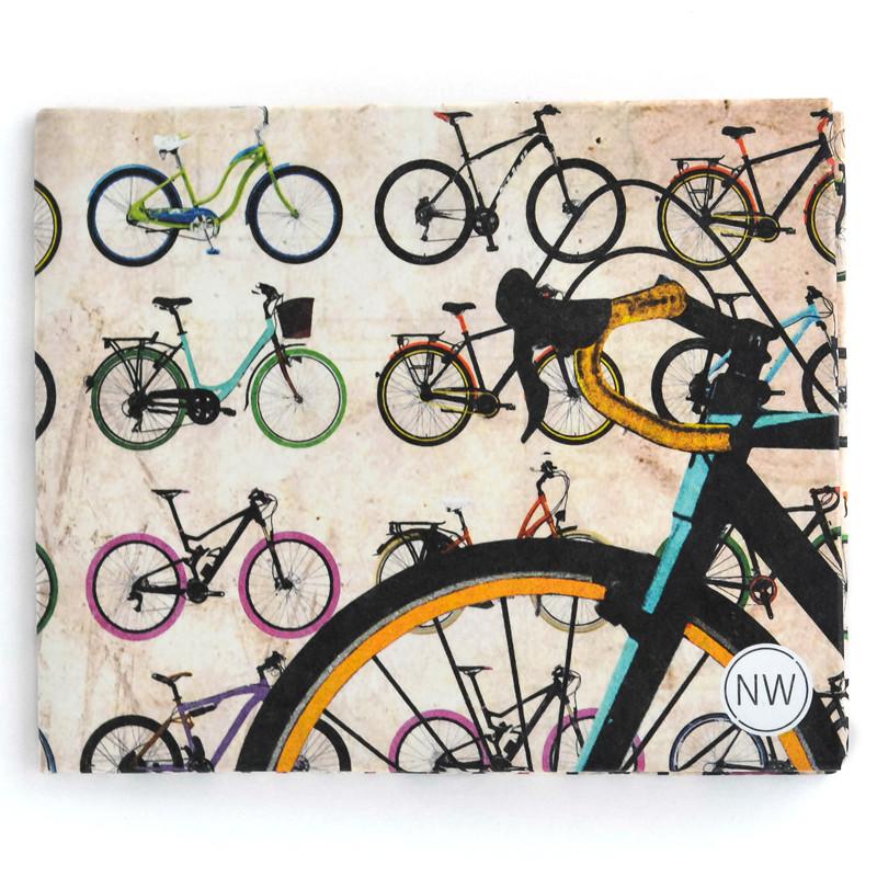 New wallet Бумажник bike