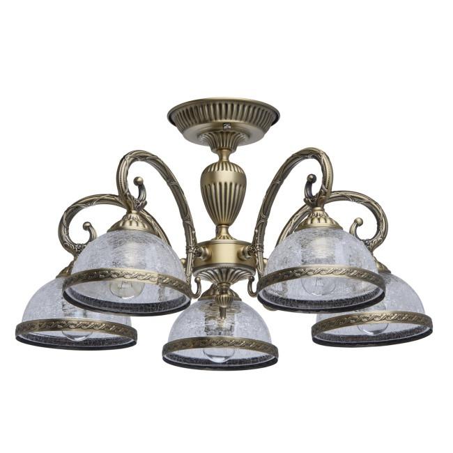 MW-Light 481011805 Аманда бра аманда 1 х 60вт e27 220в бронза антик стекло подвеска