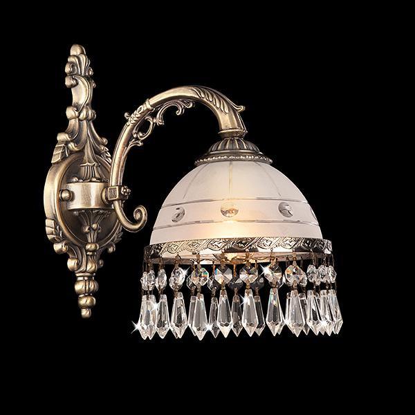 Фото Eurosvet 22823/1 античная бронза. Купить с доставкой