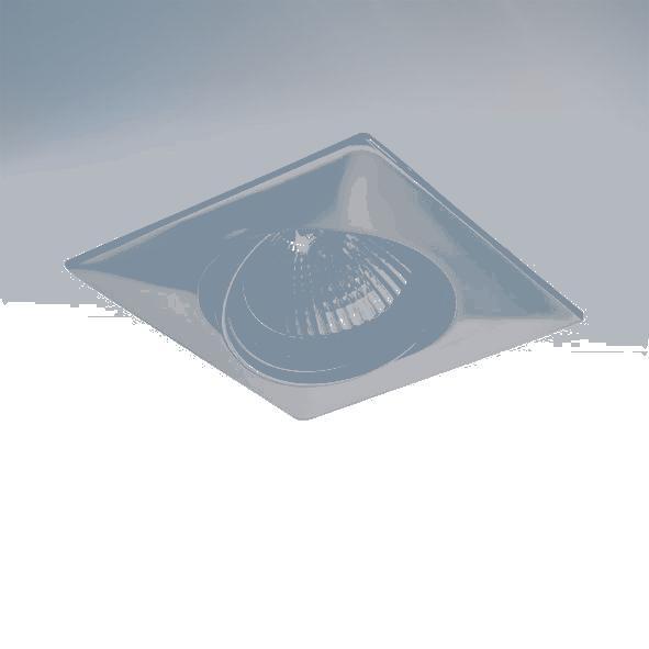 Lightstar 011032 Светильник LEGA QUA ADJ MR16/HP16 ЗОЛОТО, шт встраиваемый светильник lightstar lega qua 011032