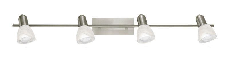 EGLO 86216 спот brooklyn 1x60вт e14 стекло металл