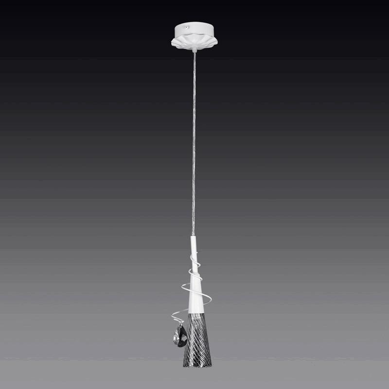 Lightstar 711010 (SD1105/1) Люстра AEREO 1х25W G9 WHITE, шт