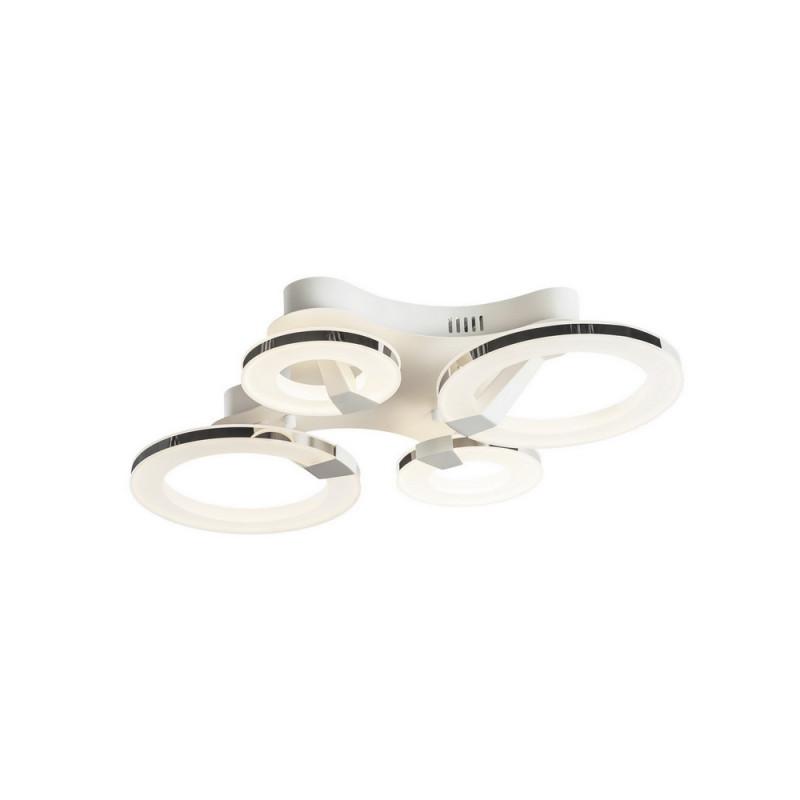 IDLamp 397/4PF-LEDWhitechrome