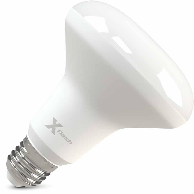 X-Flash Светодиодная лампа XF-E27-R90-P-12W-4000K-220V X-flash лампа светодиодная x flash xf e27 r90 p 12w 3000k 220v 10шт